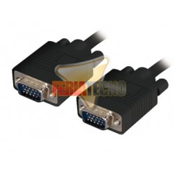 CABLE VGA  10 MTS. MACHO/MACHO