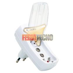 CARGADOR DE PILAS USB, AA/AAA