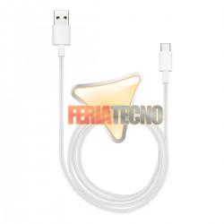 CABLE USB-C A USB, 2 METROS. CARGA Y SINCRONIZACIÓN.