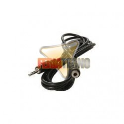 CABLE DE AUDIO PLUG 3.5MM 5 METROS M/H