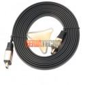 CABLE HDMI 5 MTS. M/M, V. 1.4, PLANO