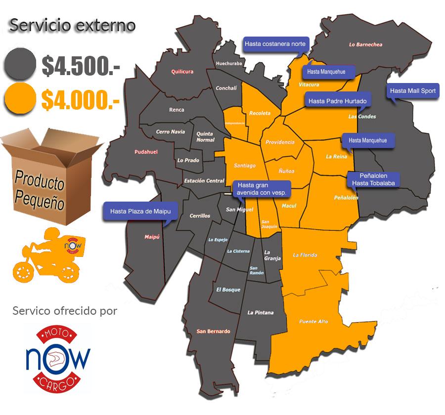 Servicio Externo Moto Now